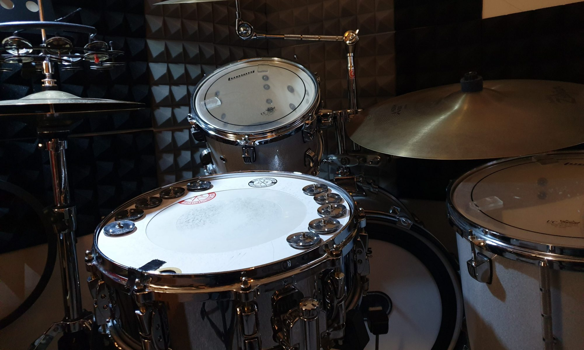Jamie Mead Drums